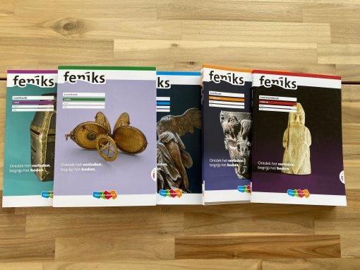 Feniks, beeldredactie